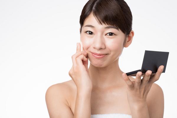 花粉症を予防と肌荒れを改善するベースメイク術