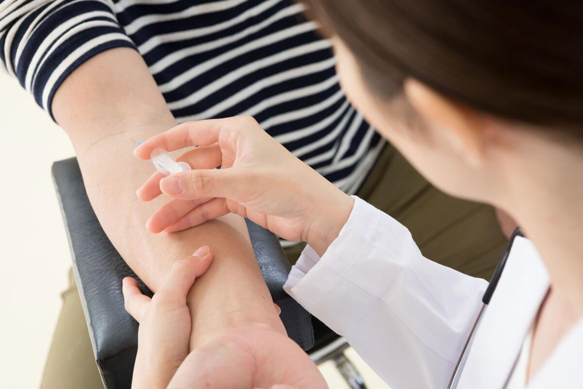 インフルエンザの予防接種で副作用はあるの?子供や妊婦の場合は?