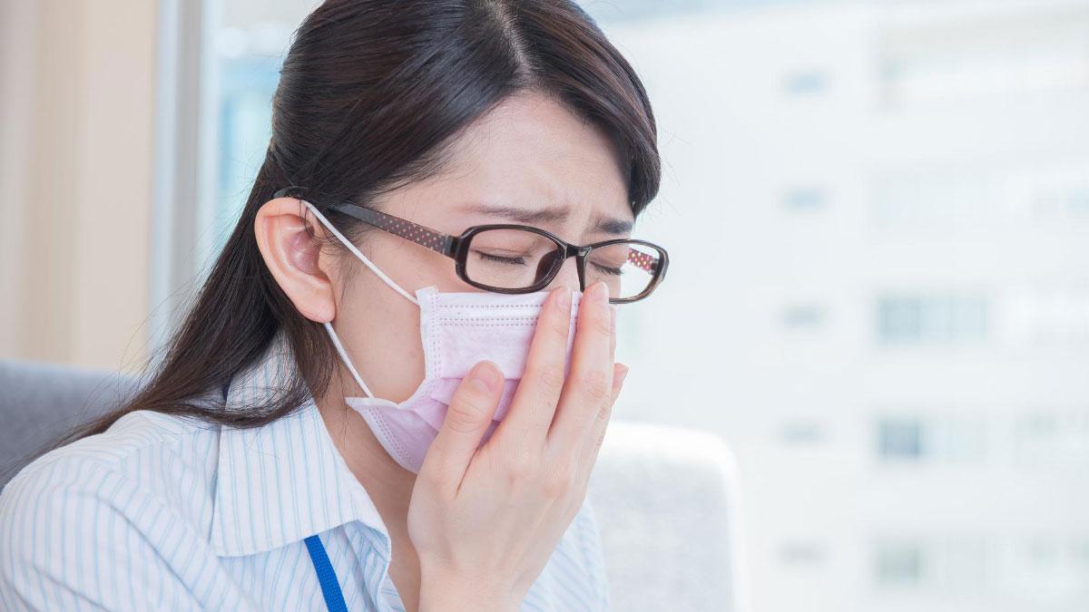 今年は花粉症がひどい!免疫力低下が原因?インフルエンザの影響も?
